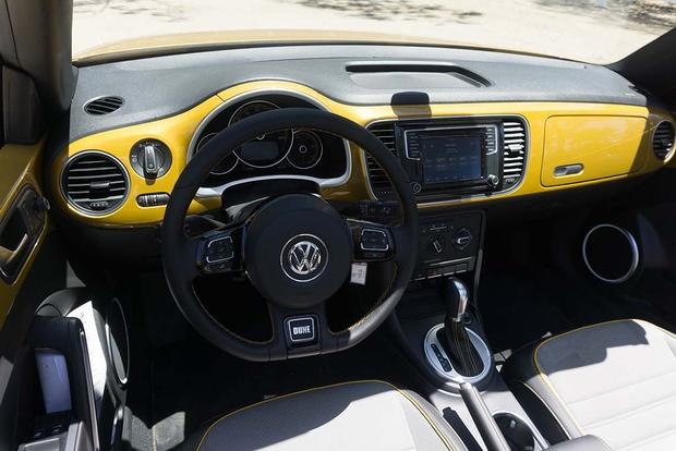 2016 Volkswagen Beetle Dune: Real World Review featured image large thumb3