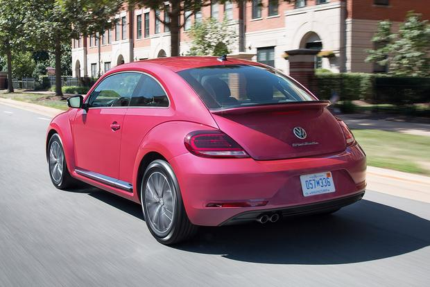 2017 Volkswagen Beetle: New Car Review featured image large thumb2