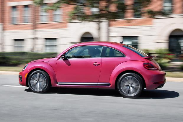 2017 Volkswagen Beetle: New Car Review featured image large thumb3