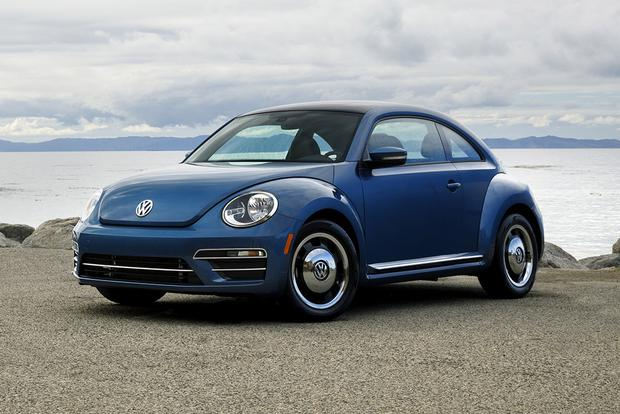 2018 Volkswagen Beetle: New Car Review featured image large thumb2