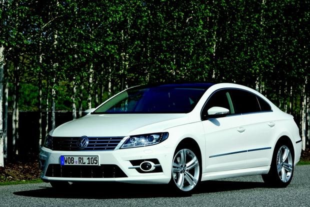 2013 Volkswagen CC: New Car Review featured image large thumb0