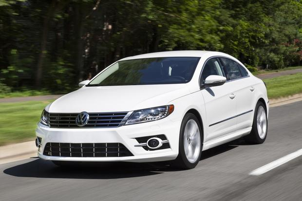 2014 Volkswagen CC: New Car Review featured image large thumb0