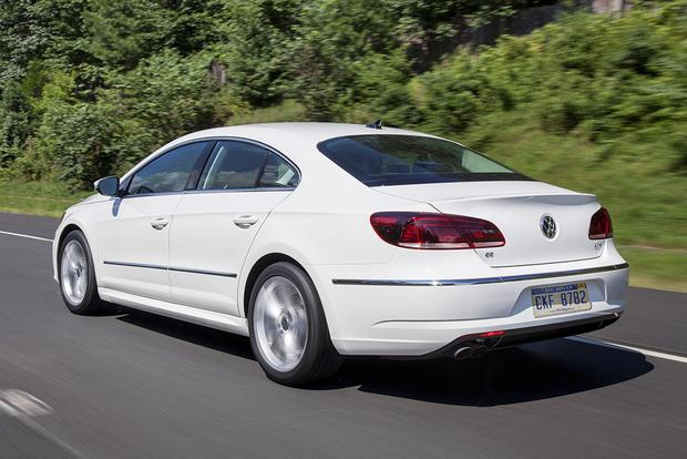 2015 Volkswagen CC: New Car Review featured image large thumb2
