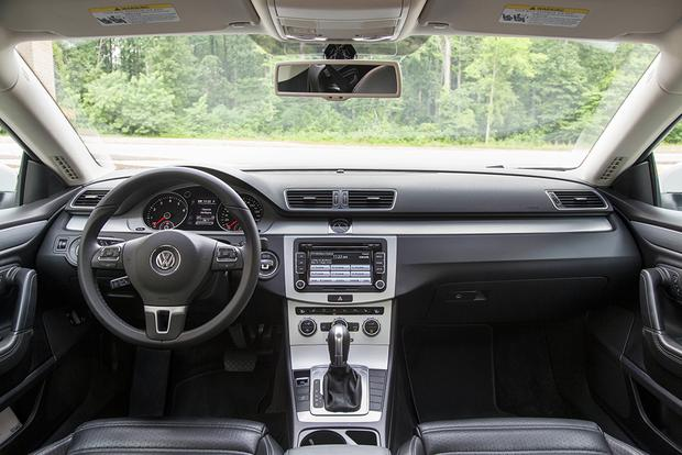2015 Volkswagen CC: New Car Review featured image large thumb3