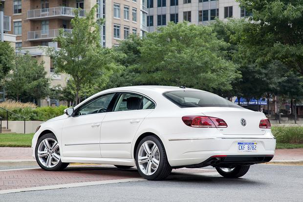 2015 Volkswagen CC: New Car Review featured image large thumb4