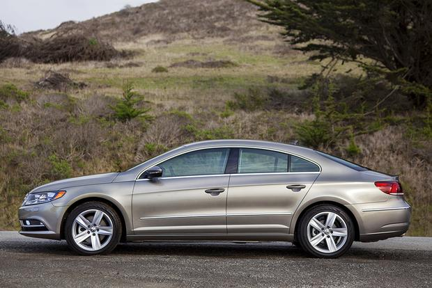 2015 Volkswagen CC: New Car Review featured image large thumb5