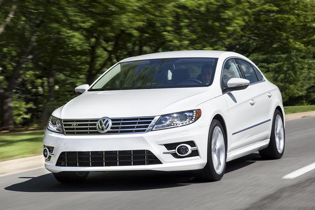 2015 Volkswagen CC: New Car Review featured image large thumb1