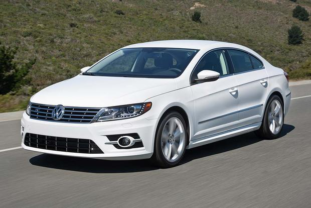 2016 Volkswagen CC: New Car Review