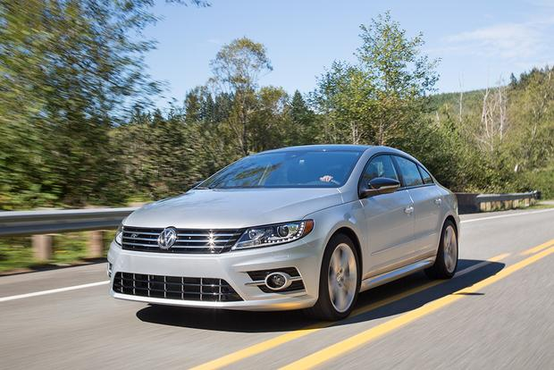 2017 Volkswagen CC: New Car Review featured image large thumb1