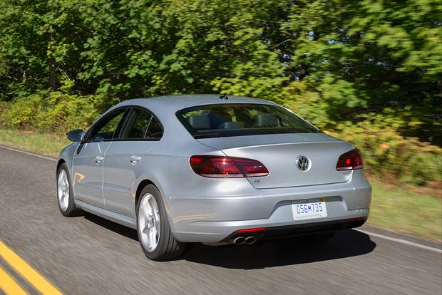 2017 Volkswagen CC: New Car Review featured image large thumb2