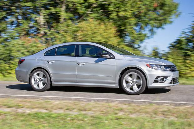 2017 Volkswagen CC: New Car Review featured image large thumb3