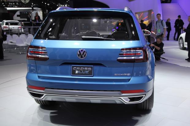 VW CrossBlue Concept: Detroit Auto Show featured image large thumb6