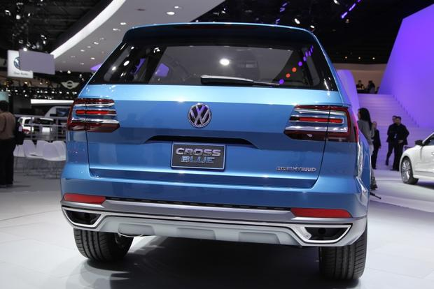 VW CrossBlue Concept: Detroit Auto Show featured image large thumb7