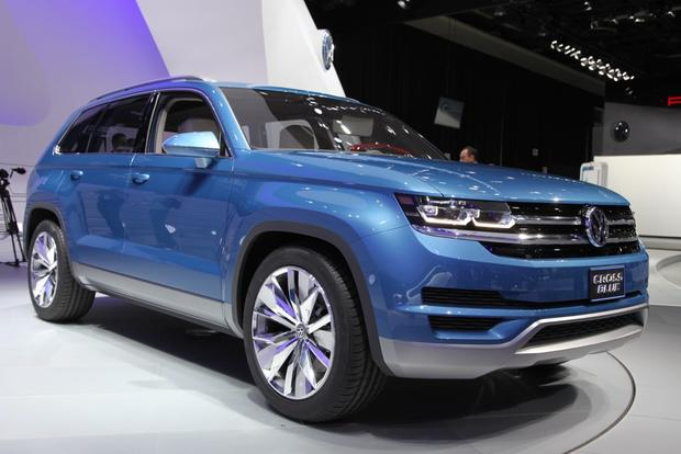 VW CrossBlue Concept: Detroit Auto Show featured image large thumb11