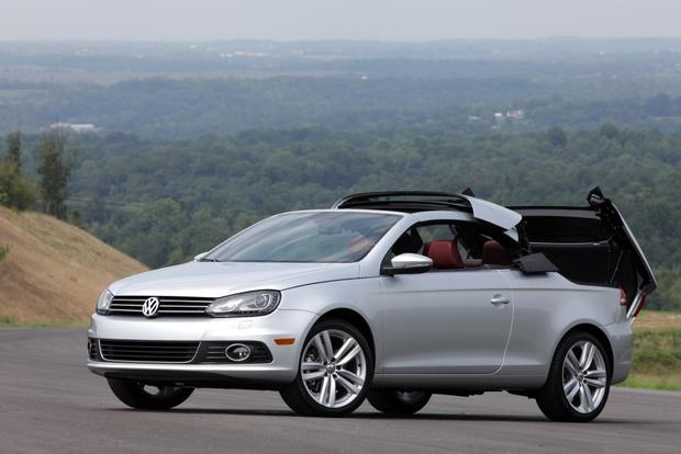 2013 Volkswagen Eos: New Car Review featured image large thumb2
