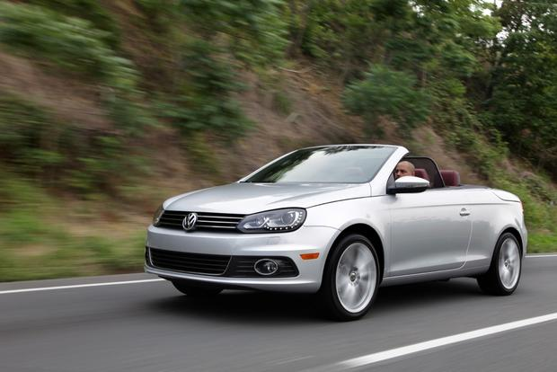 2013 Volkswagen Eos: New Car Review featured image large thumb3