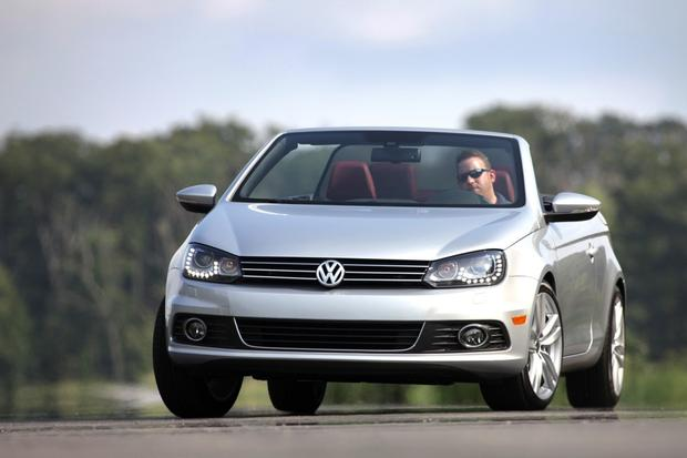 2013 Volkswagen Eos: New Car Review featured image large thumb4