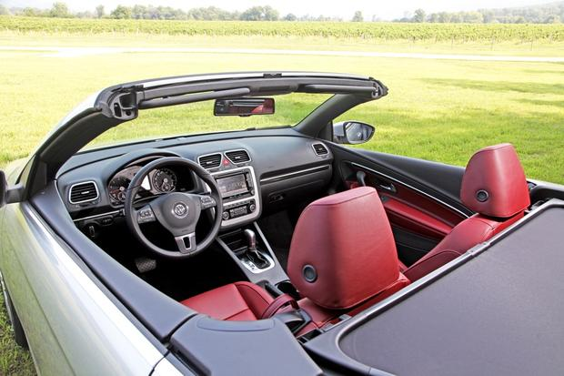 2013 volkswagen eos new car review autotrader. Black Bedroom Furniture Sets. Home Design Ideas