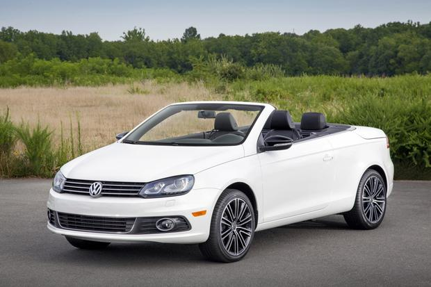 2014 Volkswagen Eos New Car Review Autotrader