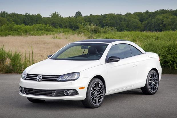 2014 Volkswagen Eos: New Car Review featured image large thumb2