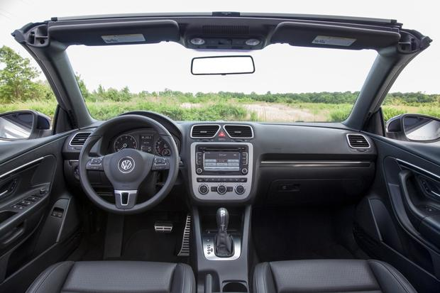 2014 Volkswagen Eos: New Car Review featured image large thumb5