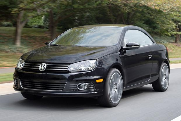 2016 Volkswagen Eos: New Car Review