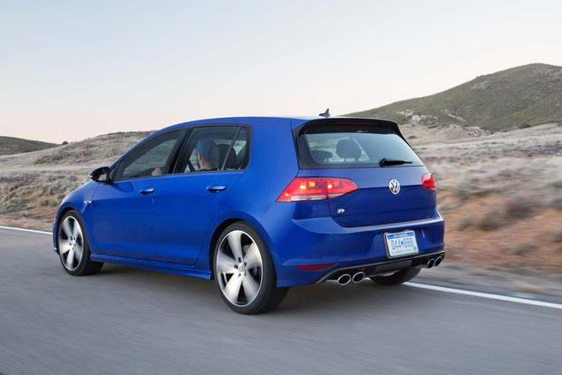 2016 Volkswagen Golf R: New Car Review featured image large thumb3