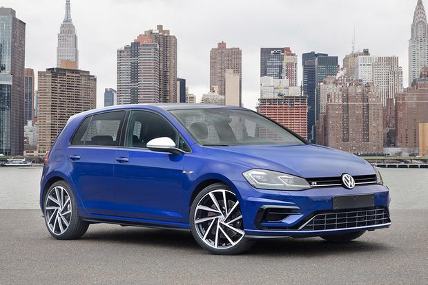 2018 Volkswagen Golf R New Car Review Autotrader