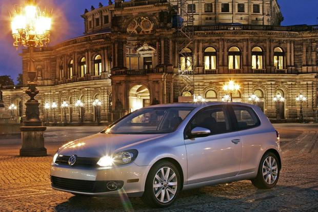 2010-2013 Volkswagen Golf: Used Car Review featured image large thumb0