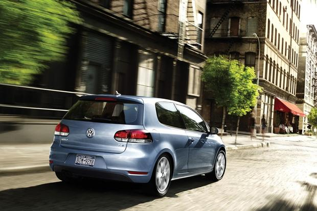2010-2013 Volkswagen Golf: Used Car Review featured image large thumb1