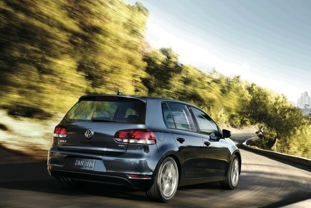 2010-2013 Volkswagen Golf: Used Car Review featured image large thumb4