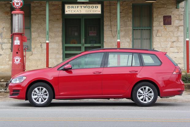 2015 Volkswagen Golf Sportwagen First Drive Review