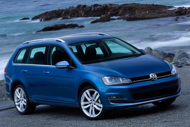 2015 Volkswagen Golf SportWagen: First Drive Review featured image large thumb2