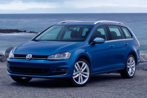 2015 Volkswagen Golf SportWagen: New Car Review featured image large thumb5