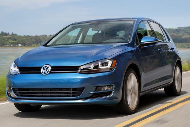 2015 Volkswagen Golf vs 2015 Ford Focus Which Is Better