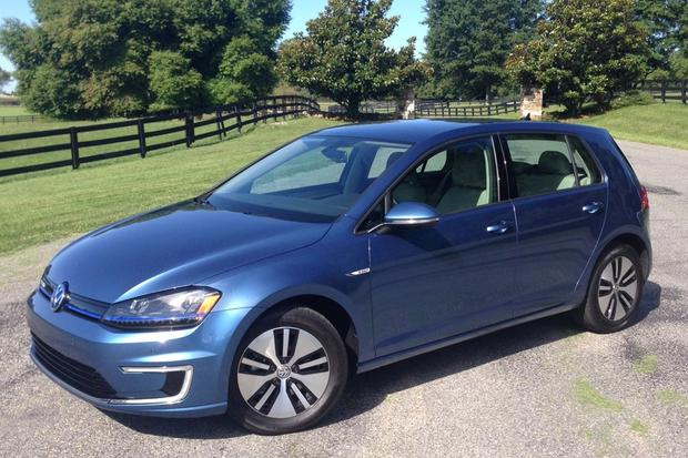 2015 Volkswagen e-Golf: First Drive Review featured image large thumb1