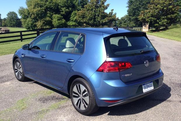 2015 Volkswagen e-Golf: First Drive Review featured image large thumb2