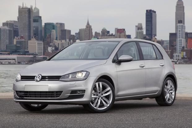 2015 Volkswagen Golf: First Drive Review featured image large thumb0