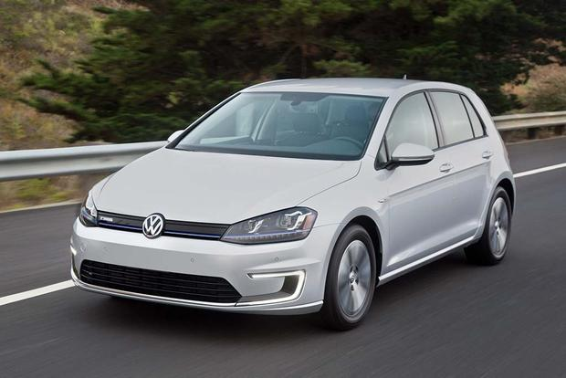 2016 Volkswagen e-Golf: New Car Review