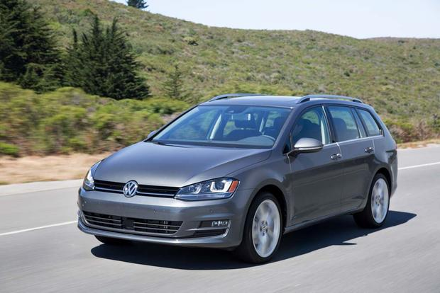 2016 Volkswagen Golf Sportwagen New Car Review Featured Image Large Thumb0