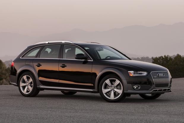 2017 Volkswagen Golf Alltrack Vs Used Audi Allroad Which Is Better