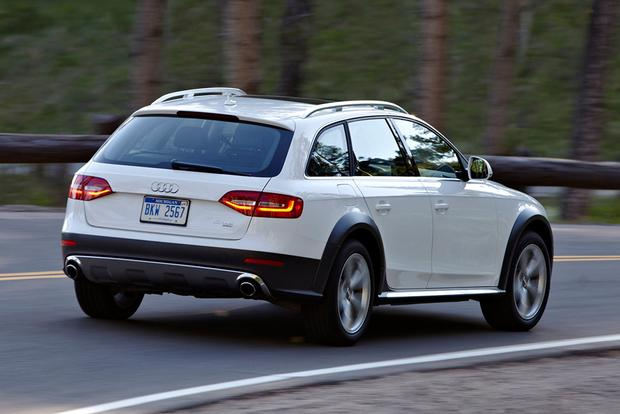 Volkswagen Golf Alltrack Vs Used Audi Allroad Which Is Better - Audi volkswagen
