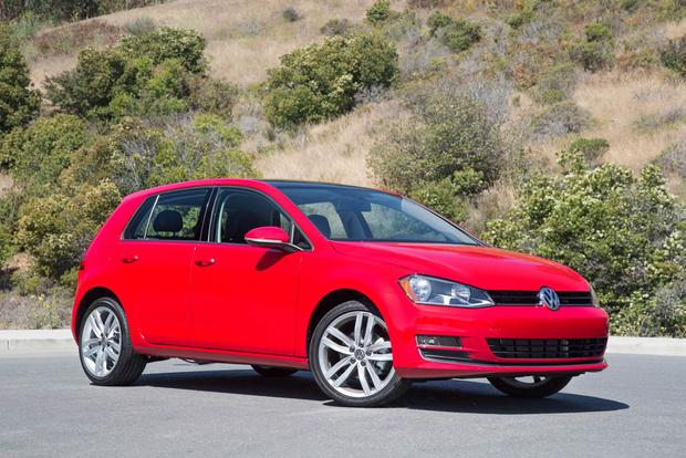 2017 Volkswagen Golf New Car Review Featured Image Large Thumb2