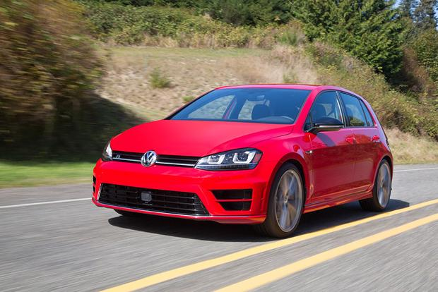 2017 Volkswagen Golf R: New Car Review