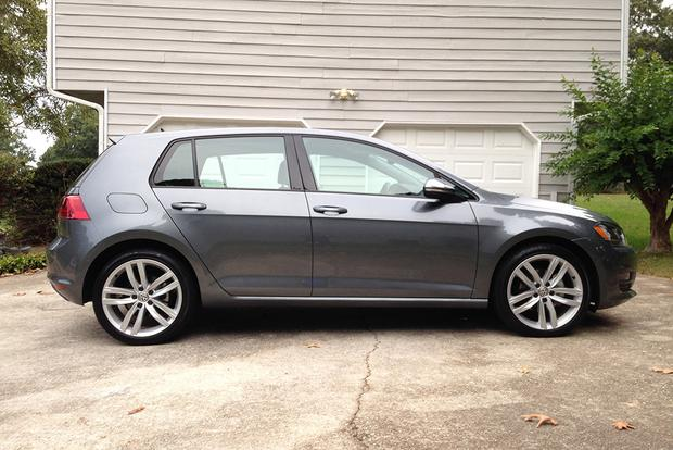 2017 Volkswagen Golf SEL: Real World Review featured image large thumb2