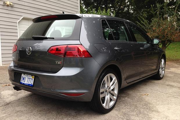 2017 Volkswagen Golf SEL: Real World Review featured image large thumb3