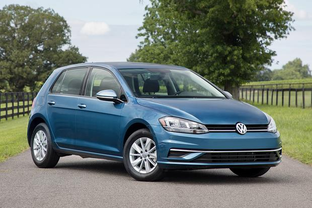 2018 Volkswagen Golf: New Car Review featured image large thumb1