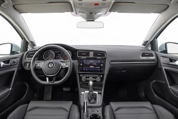 2018 Volkswagen Golf: New Car Review featured image large thumb3