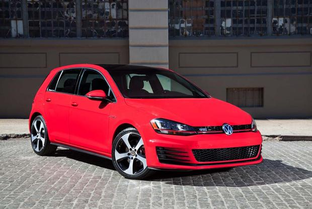 2016 Volkswagen Golf GTI: New Car Review featured image large thumb0