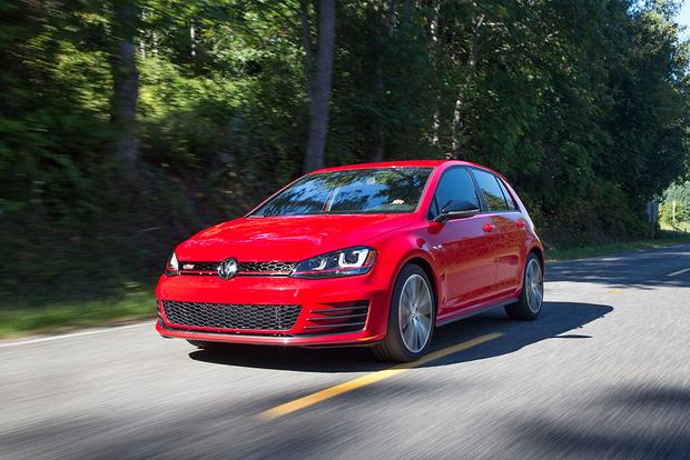 2017 Volkswagen Golf GTI: New Car Review